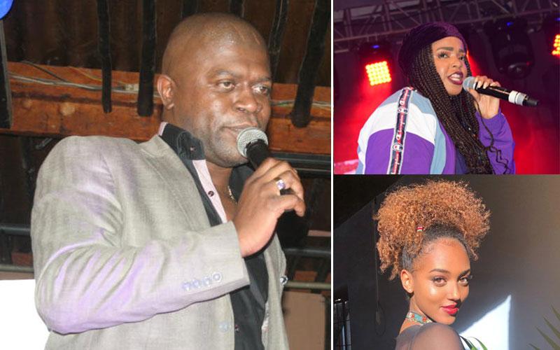 Edward Kwach back on air, Bey T collaborates with SA singer Shekhinah