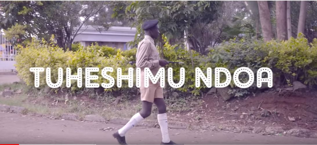 Stivo Simple Boy - Tuheshimu Ndoa ( Official Video )