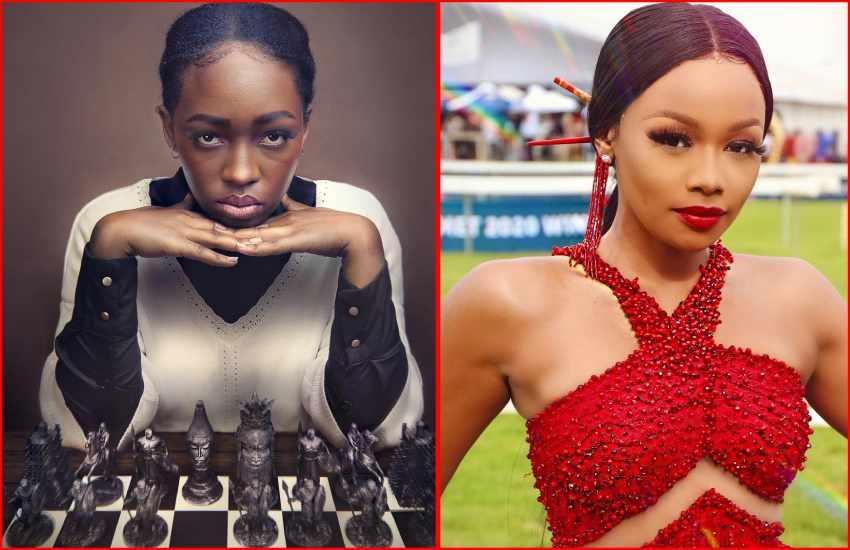 Elsa Majimbo to face Bonang Matheba for Nickelodeon awards