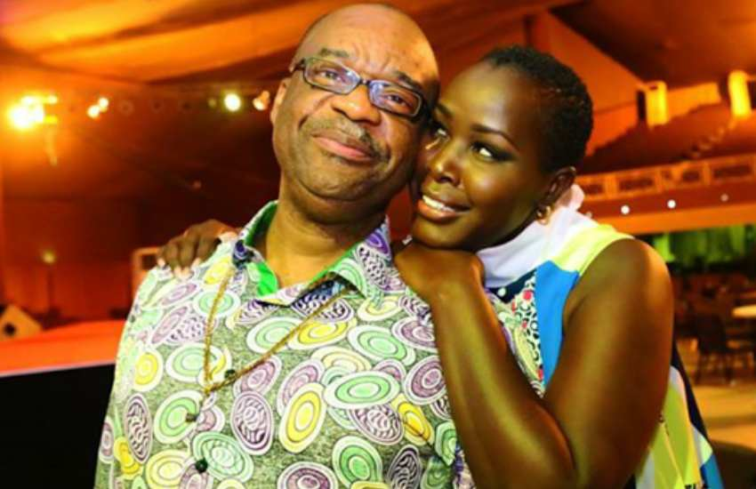 Emmy Kosgei and hubby close church as Nigeria burns over #EndSARS protests