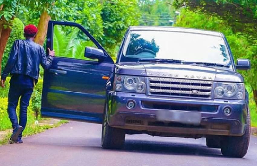 Eric Omondi receiving threats from neighbours?