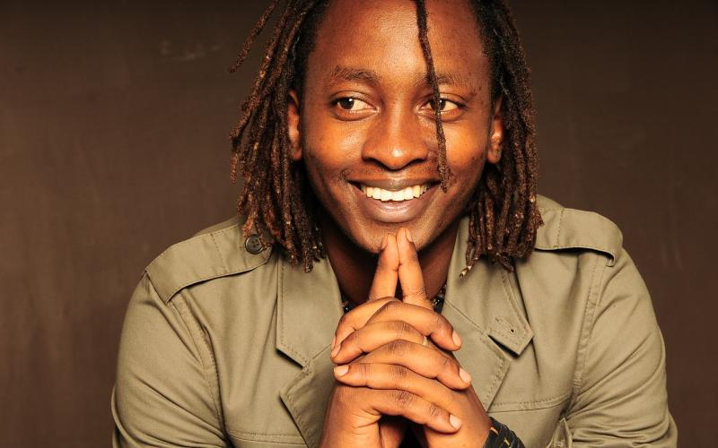 Eric Wainaina turns 47 in style