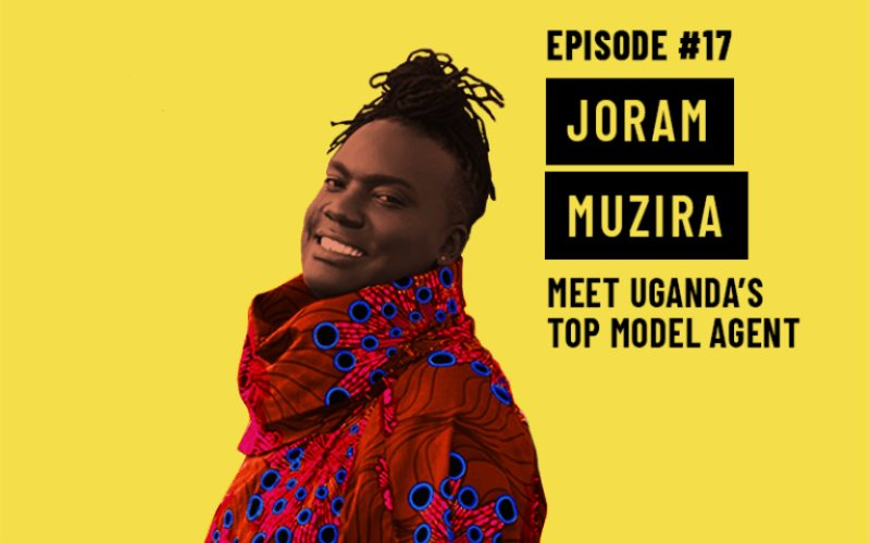 Ethical Fashion Podcast: Meet Uganda's top model agent Joram Muzira