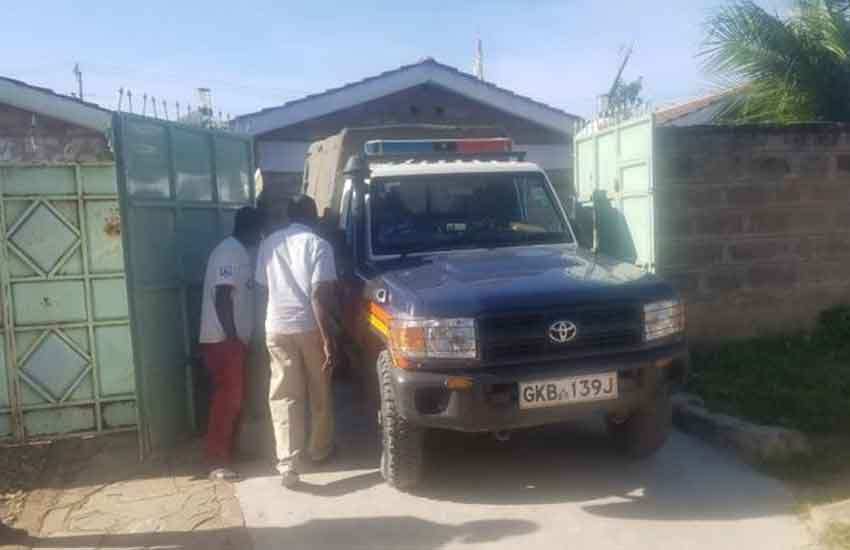 Missing Ruto office guard in Sh39b fake arms probe found dead