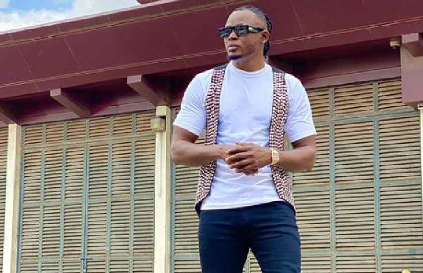 EXCLUSIVE: I found my ex in bed with another man, Arrow Bwoy confesses