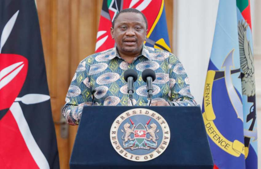 Exclusive: Is someone changing Uhuru's musical tune?