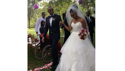 Exit Tanya, enter Mrs Dale: Exclusive photos of Tanya's journey to marriage