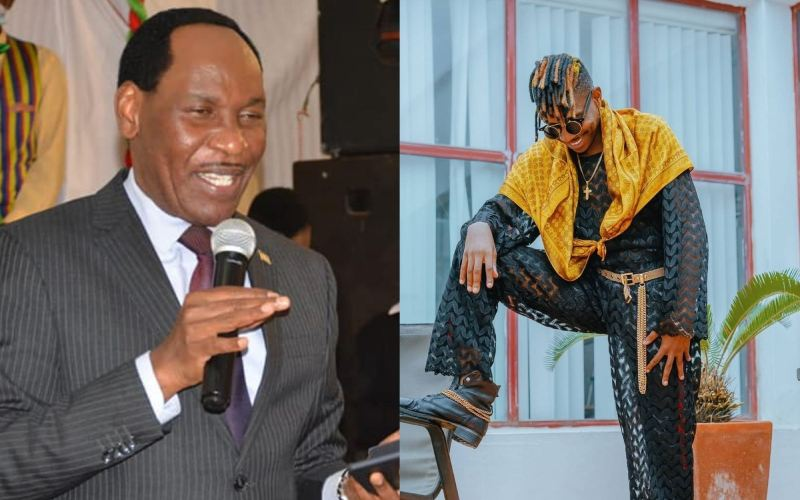 Ezekiel Mutua: Eric Omondi is broke, he is a beggar