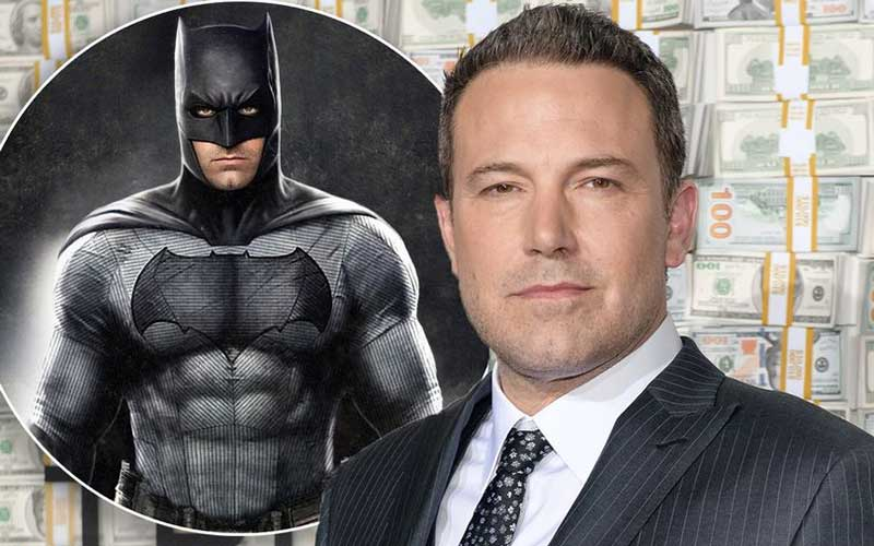 Fans hyped on Ben Affleck's return as Batman