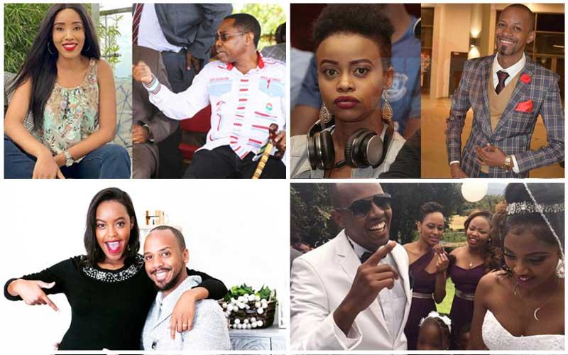 Five shortest celebrity marriages in Kenya
