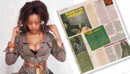 Flashback Friday: Witchcraft and celebs behaving badly