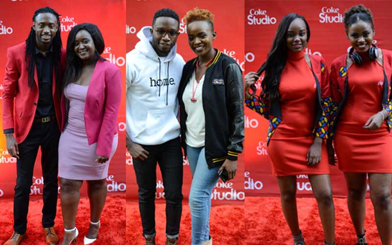Coke Studio Africa Media Launch,2018 - Dusit D2 Hotel in Nairobi