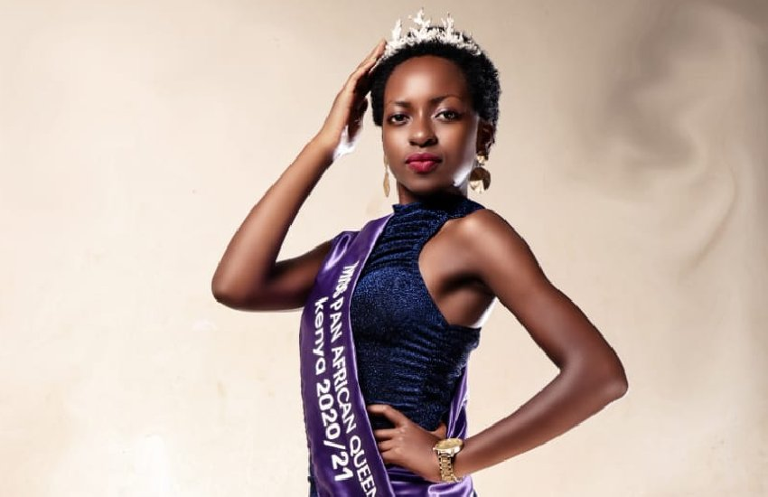 Maseno University student set for Miss African Queen crown in Ghana