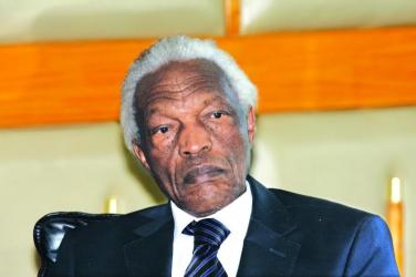 Former TJRC chair Ambassador Bethuel Kiplagat dies after long illness