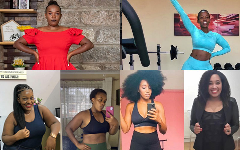Four celebrities who are utilizing lockdown to lose weight