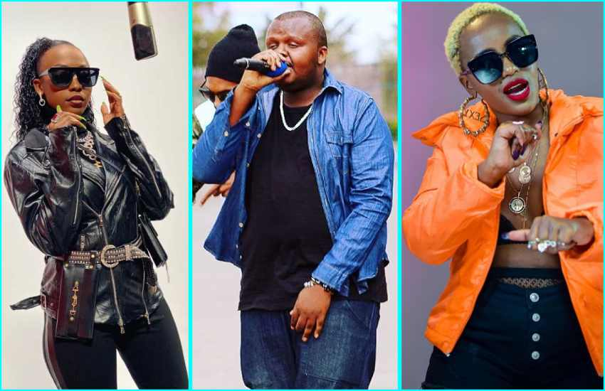 From Ssaru, Mejja, Femi One to Crème: Where your celebs will be this weekend