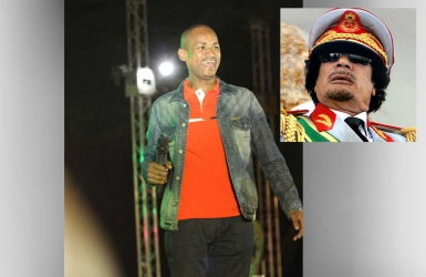 Gaddafi was my best friend and he used to fund me- Embakasi East MP Babu Owino