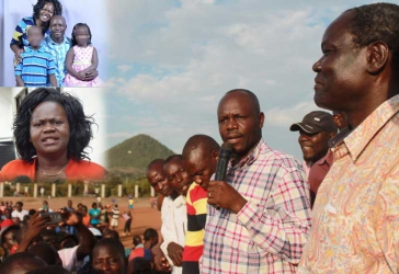Gladys Wanga's husband endorses opponent, raises eyebrows in Homa Bay