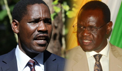 Governor Munya came to my house without a bike or wife, says Kiraitu