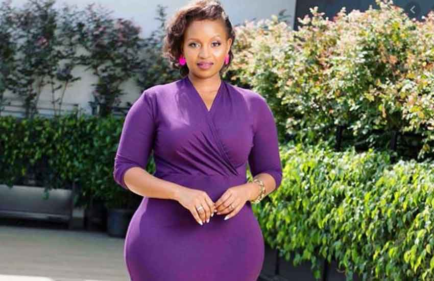 Grace Msalame partners with Vivo, launches own clothing line