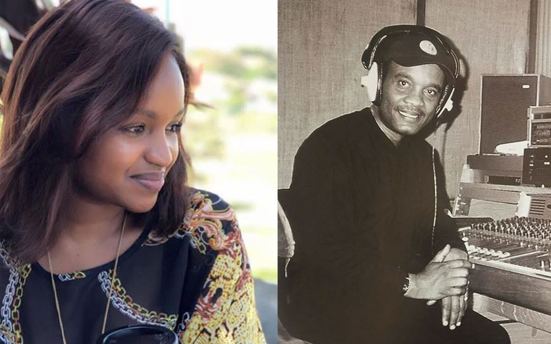 Grace Msalame's tribute to her late radio presenter father