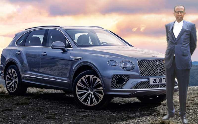 'Grand Mullah' receives Ksh750,000 for damaged Bentley Bentayga windscreen