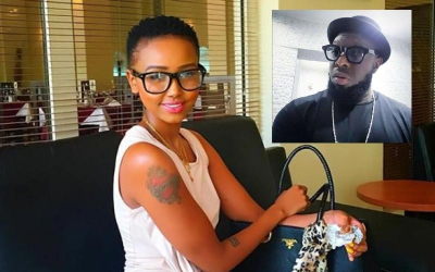 How Huddah remained with Timaya's dollars