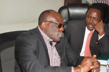 How I will bring Kalonzo Musyoka down —Leaked Muthama phone call reveals deep rift