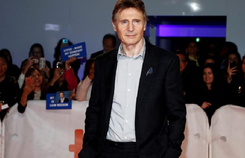 How 'Made in Italy' film became healing process for Liam Neeson and son