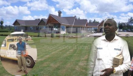 How makanga became fithy rich MP