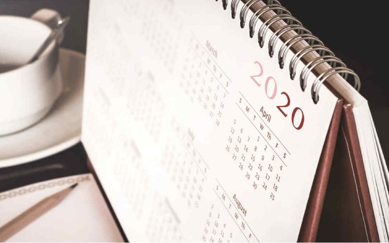 How to plan for a new month
