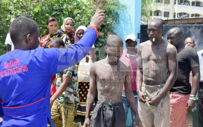 How Ugandan juju 'car-tracked' thieves to Mombasa