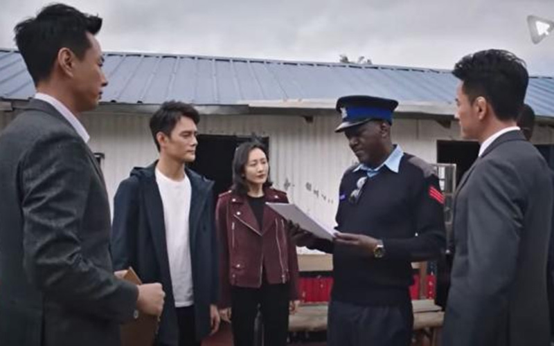Hunting: Chinese TV series filmed in Kenya takes market by storm