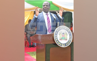 I am not a Jubilee mole- Governor Wycliffe Oparanya