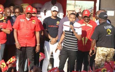 I hosted Uhuru for Nyali people: Moha Jicho Pevu