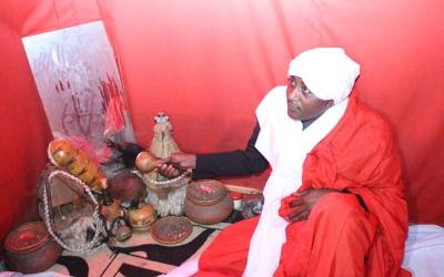 I know Kenya's next president- Juju man