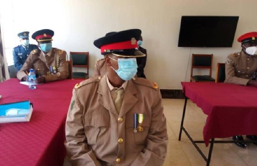 I paid Sh300,000 to get KDF job, man tells court martial