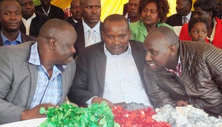 I will employ Senator Kipchumba Murkomen after 2017 poll flop - Governor Isaac Ruto