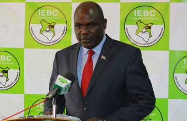 I will not resign, IEBC Chairman declares as he invites DPP to conduct investigations