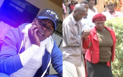 I wish I am the one who died, not my loving son - Kenene's mother
