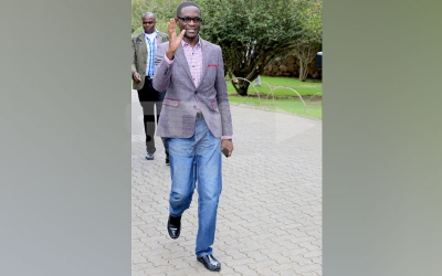 IEBC CEO's untold story: I sold mboga, bought paraffin for Chiloba to study at night- Aunty