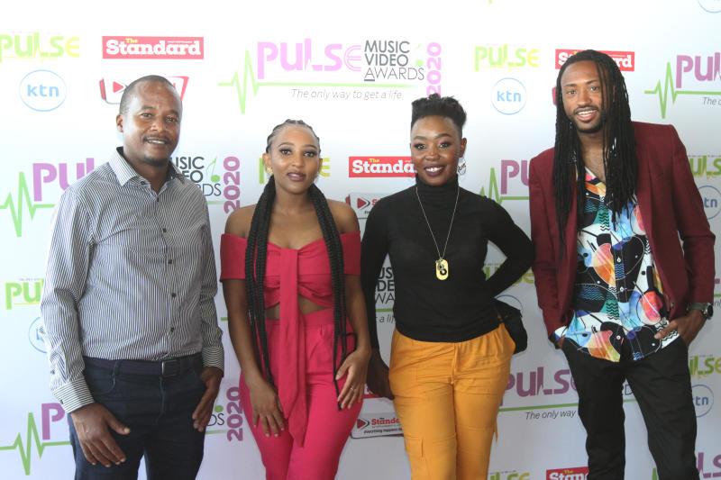 ulse Music Video Awards (PMVA) 2020