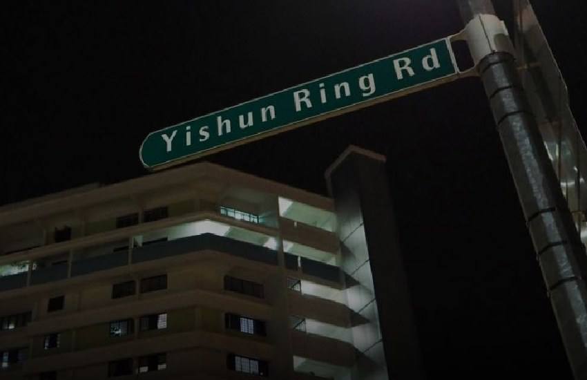 In safe Singapore's 'cursed' town, ghosts and odd happenings