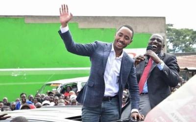 Is Uhuru Kenyatta grooming sons for the Presidency?