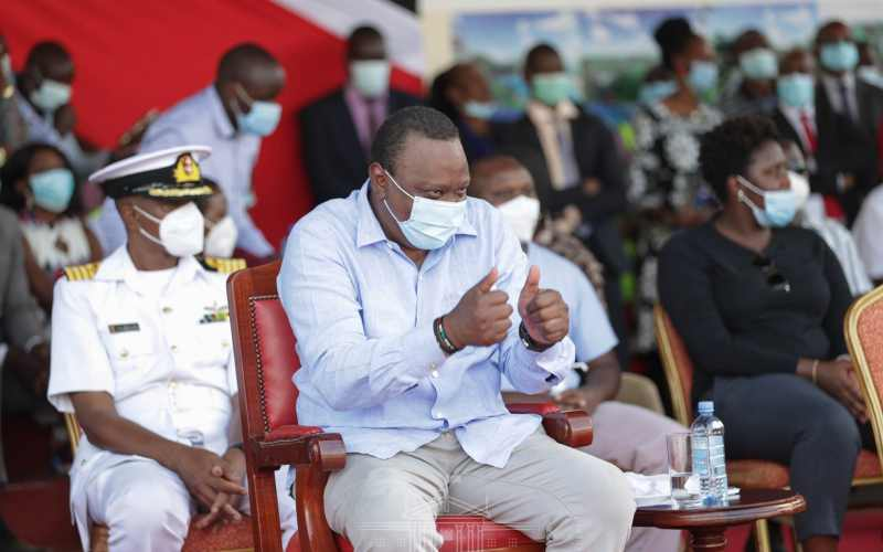 It shall end in tears — KOT tell Uhuru on seeking Kisumu 'helper'