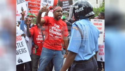 I've no beef with Ruto - Activist Boniface Mwangi