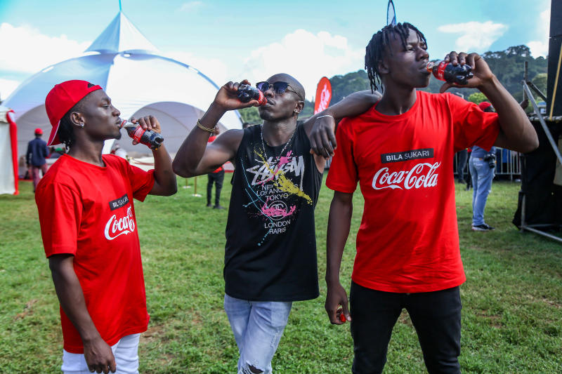 COCA-COLA BILA SUKARI LAUNCH