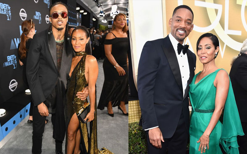 Jada Pinkett Smith says she'll discuss August Alsina 'affair' on her show