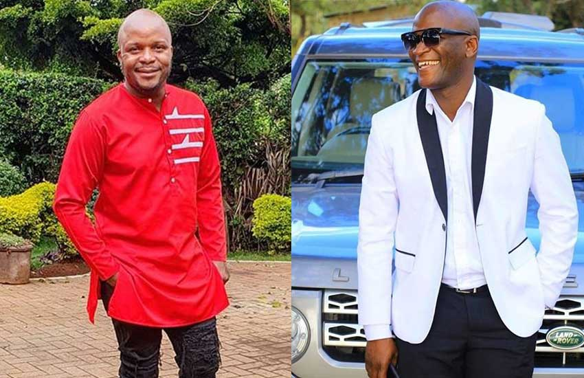 Jalang'o shares details of his friendship with Captain Otoyo