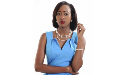 Janet Mbugua is a January baby